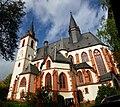Bingen - Die Basilika St. Martin ist Teil des UNESCO-Welterbes Oberes Mittelrheintal - panoramio (2).jpg