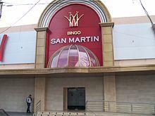 Sala Bingo in Argentina