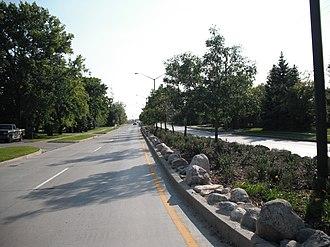 Birds Hill - Image: Birds Hill Road