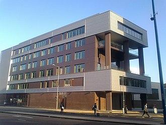 Birmingham Ormiston Academy - Image: Birmingham Ormiston Academy Jennens Road (6208071449)