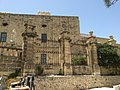 Bishop Conservatory, farmhouse, windmill and monuments in Gozo 12.jpg