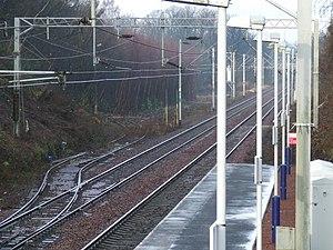 ROF Bishopton - Image: Bishopton Sidings geograph.org.uk 1073001