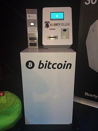 Bitcoin Teller SIBOS Boston 2014 2., From WikimediaPhotos