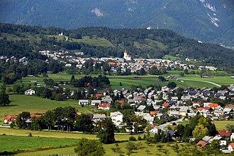 Zasip - Image: Bled Gmajna Zasip 01092008 66