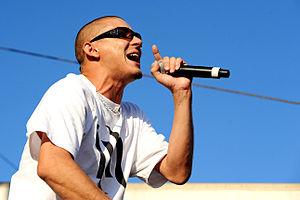 Australian hip hop - Image: Bliss N Eso @ Sir Stewart Bovell Park (2 1 2011) (5356671166)