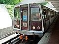 Blue Line train at Huntington -02- (49678598837).jpg