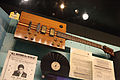 Bo Diddley's Guitar - Rock and Roll Hall of Fame (2014-12-30 12.19.53 by Sam Howzit).jpg