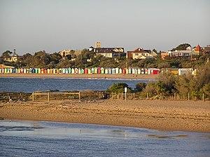 Brighton, Victoria - Brighton Beach