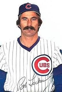 Bob Locker American baseball player