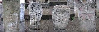 Ugljevik - Medieval graveyards in Ugljevik village of Bogutovo Selo