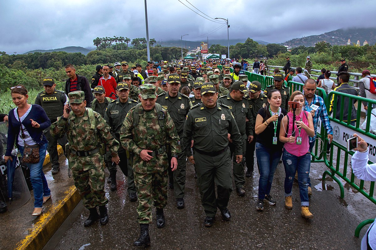 Inmigraci n venezolana en colombia wikipedia la Que significa contemporaneo wikipedia