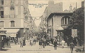 Bordeaux wikip dia for Chambre de commerce marseille rue sainte victoire