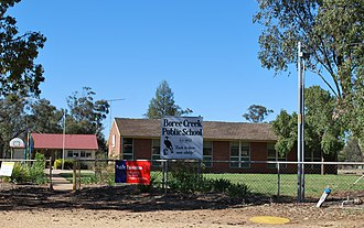 Boree Creek - Image: Boree Creek Public School 2