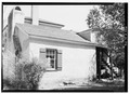 Borough House, Kitchen-Storehouse, State Route 261 and Garners Ferry Road, Stateburg, Sumter County, SC HABS SC,43-STATBU,1E-2.tif