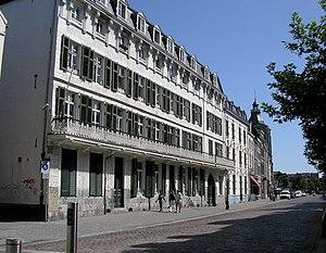 Boschstraatkwartier - Image: Boschstraat Hocht