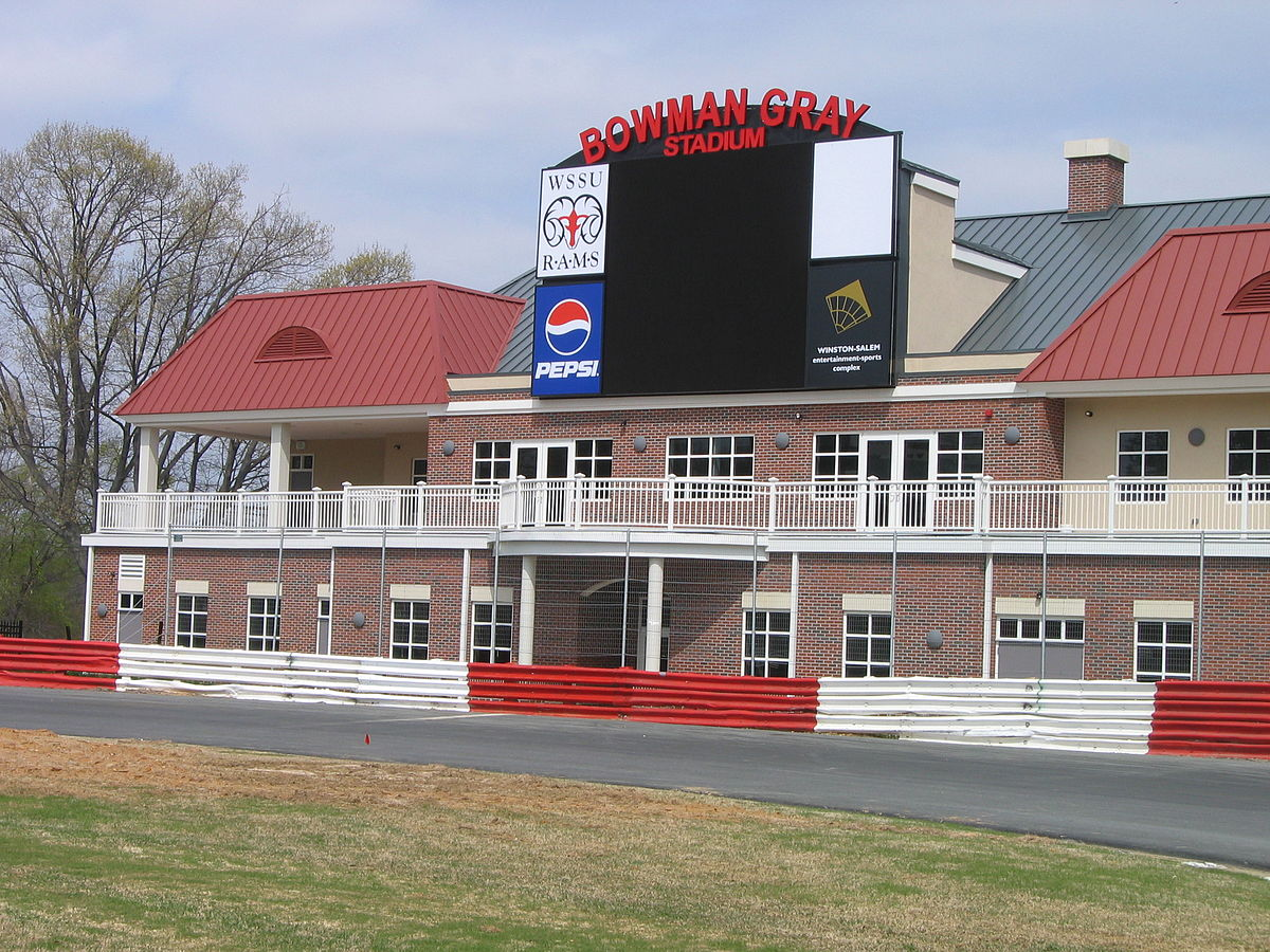 Bob Johnson Chevrolet >> Bowman Gray Stadium - Wikipedia