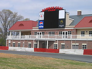 Bowman Gray Stadium - Image: Bowman Gray 2