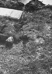 Boy killed in Nanking massacre