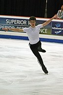 Brandon Mroz at 2009 World Championships.jpg