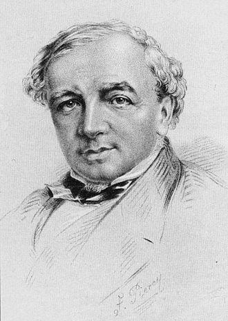 Thomas Brassey - Thomas Brassey aged 45 in 1850
