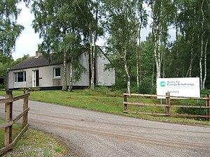 Brathens - Image: Brathens CEH lodge