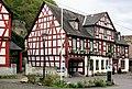 Braubach, Hotel Zum Weißen Schwanen, Brunnenstr. 4 (2016-04-29).JPG