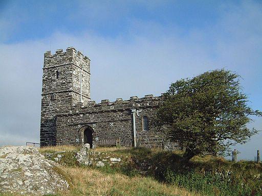 Brentor, St Michael