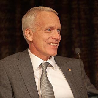 Brian Kobilka - Kobilka in Stockholm 2012