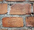 Bricks from Kotowo, Poznan Cytadela.JPG