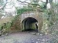 Bridge Carrying dismantled Railway - geograph.org.uk - 344837.jpg
