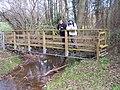 Bridge Over the Holly Brook - geograph.org.uk - 149291.jpg