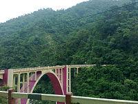 Bridge at Teesta
