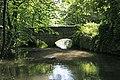 Bridge over River Ebble south of church at Bishopstone - geograph.org.uk - 196677.jpg