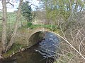 Bridge over the Wellow Brook - panoramio.jpg