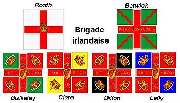 L'exil jacobite irlandais et l'Ouest de la France
