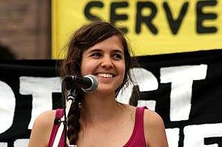 Canadian activist