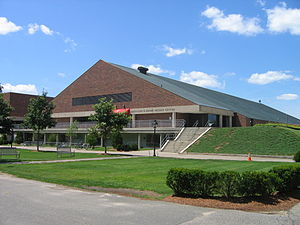Bright-Landry Hockey Center - Image: Bright Hockey 2