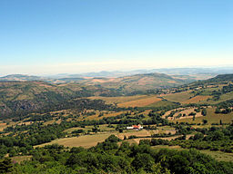 Panorama over Brionnet