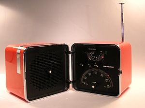 Richard Sapper - Radio TS502