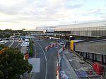 Brisbane airport. Domestic terminal - panoramio.jpg