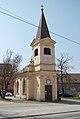 Brno, Žabovřesky, kaple na Burianově náměstí (02).JPG
