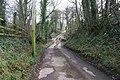 Broken Back Lane looking towards Carr Lane - geograph.org.uk - 1212903.jpg