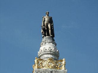 Congress Column - Image: Brussel Congreskolombeeld