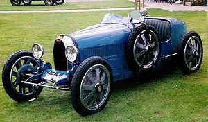 Bugatti Type 35 - Bugatti Type 35A Grand Prix racer 1925