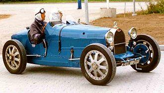 Bugatti Type 35 - Bugatti Type 35C Grand Prix racer 1926
