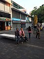 Bulevar de Sabana Grande. Mobiliario.jpg
