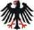 Bundesadler (Ausführung Bundespräsident)