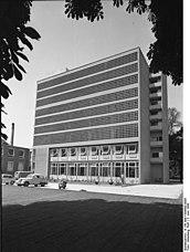 Biblioteca alemana, Frankfurt am Main (1959)