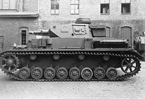 7.5 cm KwK 37 - PzKpfw IV with 7.5cm KwK 37 L/24