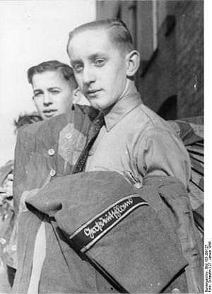 """Panzer-Grenadier-Division Großdeutschland - The """"Großdeutschland"""" cuff title"""